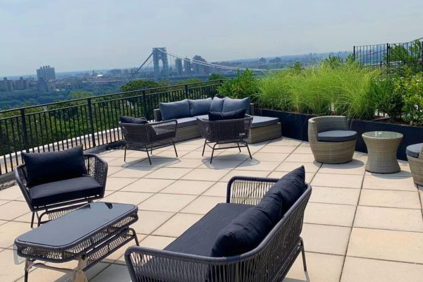 Project Fort Lee court_yard_rooftop_4