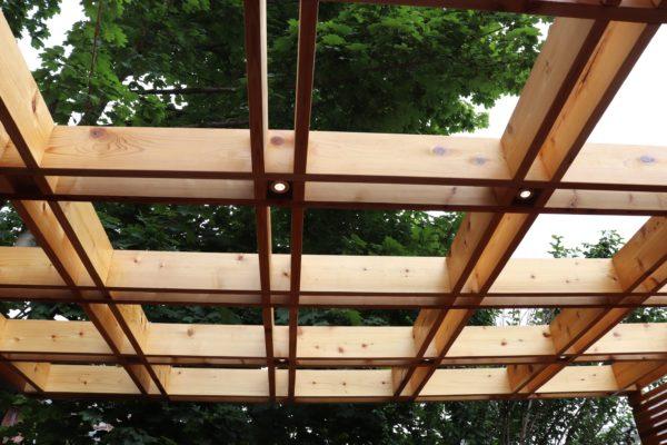 tier_ii_landscape_design_courtyard_pergola_cedar_cvg_custom_woodwork_landscaping_outdoors_green
