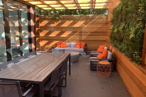 tier_ii_landscape_design_courtyard_pergola_cedar_cvg_custom_woodwork_landscaping_outdoors_green_wall_restoration_hardware_furniture