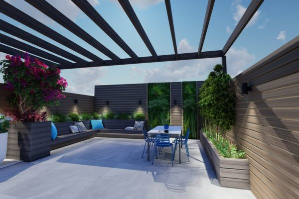 Tier_ii_landscape_design_build_maintain_roofdeck_landscaping_custom_high_end_new_york_city_brooklyn_wood_pergola_furniture_urban_landscapes