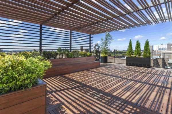 tier_II_landscape_design_commercial_rooftop_brooklyn_IPE_custom_woodwork_kitchen_landscaping_design_build_pergola_9