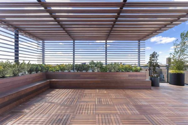 tier_II_landscape_design_commercial_rooftop_brooklyn_IPE_custom_woodwork_kitchen_landscaping_design_build_pergola_d