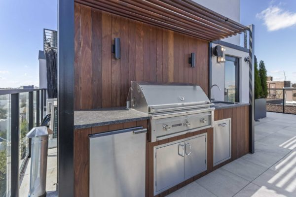 tier_II_landscape_design_commercial_rooftop_brooklyn_IPE_custom_woodwork_kitchen_landscaping_design_build_pergola_v