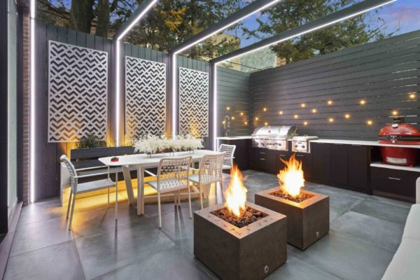tier_ii_landscape_design_urban_landscaping_custom_outdoor_landscape_kitchen_kamado_woodwork_firepit