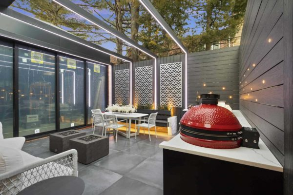 tier_ii_landscape_design_urban_landscaping_custom_outdoor_landscape_kitchen_kamado_woodwork_patio_brooklyn